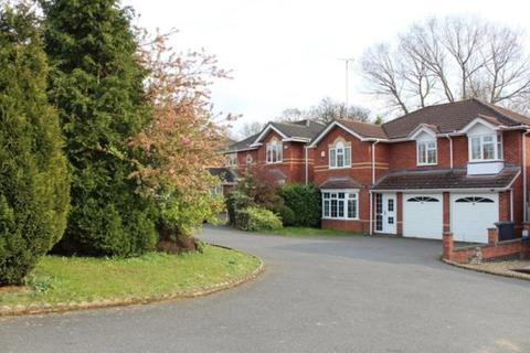 5 bedroom detached house for sale - Harebell Close, Hamilton, Leicester