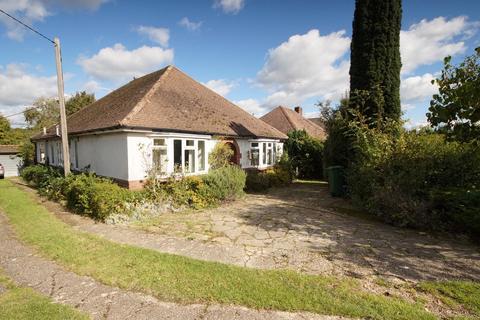 3 bedroom detached bungalow for sale - Linden Avenue, Old Basing, Basingstoke