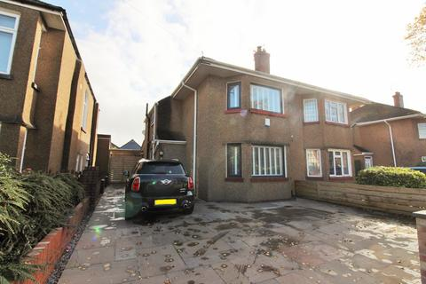 3 bedroom semi-detached house for sale - St Isan Road, Heath, Cardiff