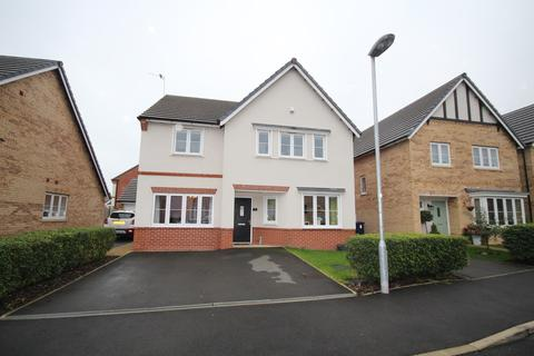 4 bedroom detached house for sale - Gatewen Village, New Broughton