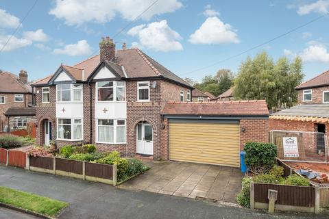 3 bedroom semi-detached house for sale - Glebe Avenue, Grappenhall, Warrington