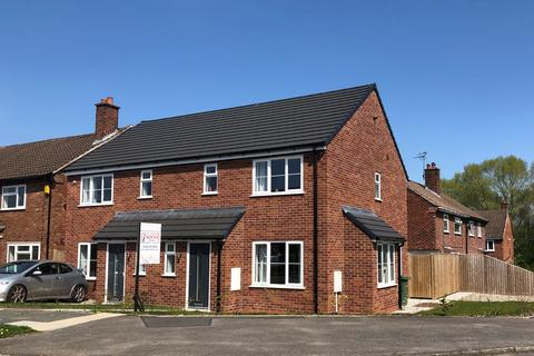 3 bedroom semi-detached house for sale - Old Hall Road, Northwich