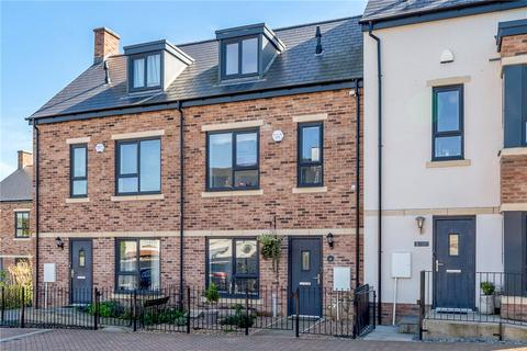 3 bedroom terraced house for sale - St. Johns Court, Knaresborough, North Yorkshire