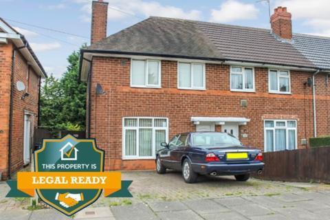 2 bedroom end of terrace house for sale - Bushbury Road, Stechford, B33