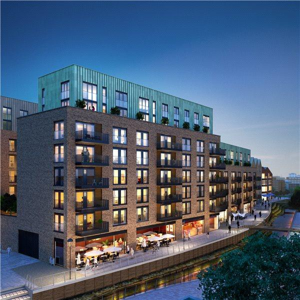 2 Bedrooms Flat for sale in The Ram Quarter, Ram Street, Wandsworth, London, SW18