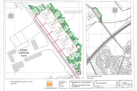 Land for sale - Plot 1, Easter Cartmore Farm, Lochgelly, KY5 8LH
