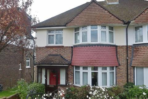 3 bedroom semi-detached house for sale - Dale Crescent, Patcham, Brighton, East Sussex,