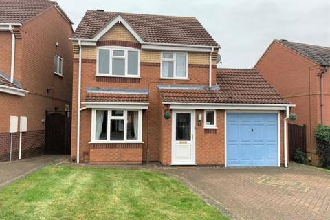 3 bedroom detached house to rent - Chalmondley Drive, Melton Mowbray