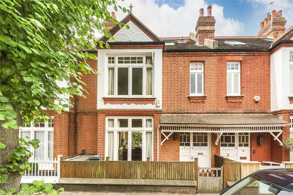 5 Bedrooms Terraced House for rent in Gainsborough Road, Chiswick, London, W4