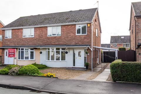 3 bedroom semi-detached house for sale - Elmwood Drive, Blythe Bridge, Stoke-on-Trent, Staffordshire, ST11 9NY