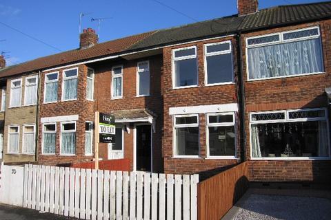 2 bedroom house to rent - Kirklands Road, Spring Bank West, HULL, HU5 5AU