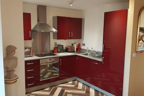 Studio to rent - South Quay, Kings Road, Swansea Docks