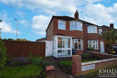 3 bedroom semi-detached house to rent - Hylion Road, Leicester, Leicestershire, LE2