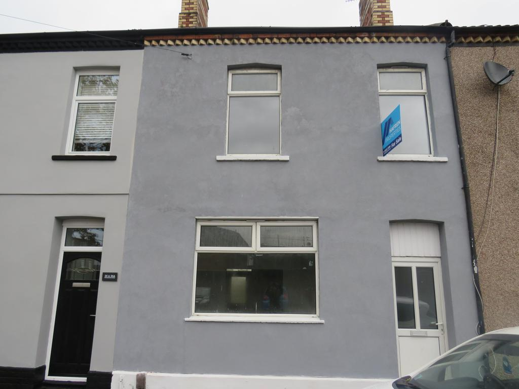 grangetown, cardiff, 4 bed house for sale - 195,000