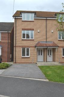 4 bedroom semi-detached house to rent - Merchant Way, Cottingham, HU16 4PS