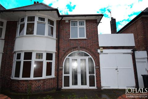 3 bedroom semi-detached house to rent - Westcotes Drive, Leicester, Leicestershire, LE3