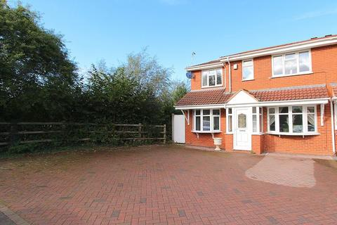4 bedroom semi-detached house for sale - Gorey Close, Willenhall