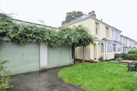 3 bedroom semi-detached house for sale - Glenavon Road, Plymouth. Family Home with Double Garage and Driveway.
