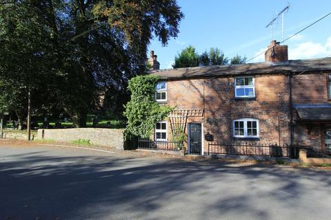 2 bedroom semi-detached house for sale - Lea Bridge Cottage, Vicarage Lane, Madeley