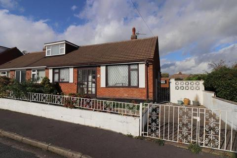 2 bedroom semi-detached bungalow for sale - Garden Lane, Melton Mowbray