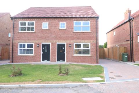 3 bedroom semi-detached house for sale - 3 Ferryman Close, Ferry Road, Wawne