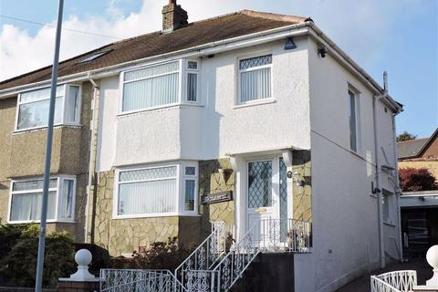 3 bedroom semi-detached house for sale - Brynawel Crescent, Treboeth