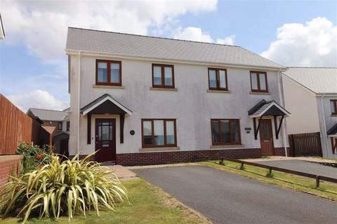 3 bedroom semi-detached house for sale - Caer Wylan, Aberystwyth, Ceredigion, SY23