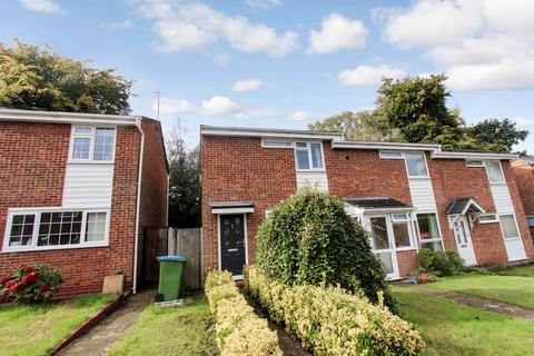 2 bedroom end of terrace house for sale - Prunus Close, Lordswood, Southampton, SO16