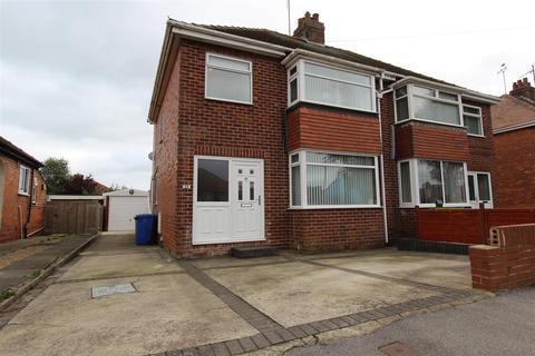 3 bedroom semi-detached house for sale - St Aidan Road, Bridlington