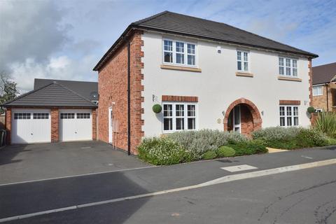 4 bedroom detached house for sale - Phildock Wood Road, Langley Country Park, Mickleover