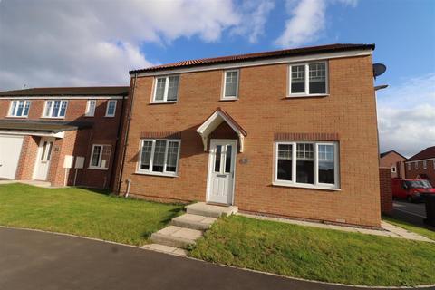 4 bedroom detached house for sale - Rothbury Drive, Ashington