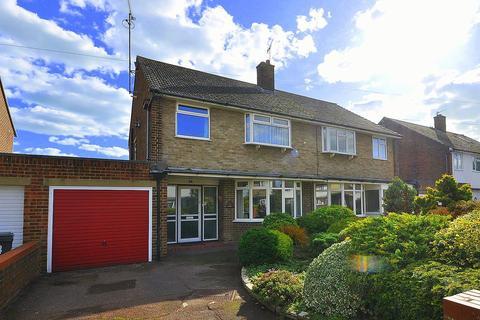 3 bedroom semi-detached house for sale - Astaire Avenue, Roselands, Eastbourne