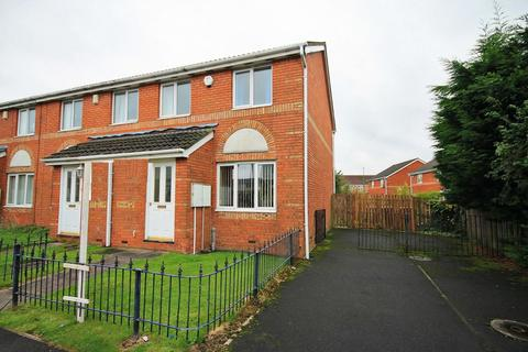 3 bedroom end of terrace house for sale - Habgood Drive, Gilesgate, Durham