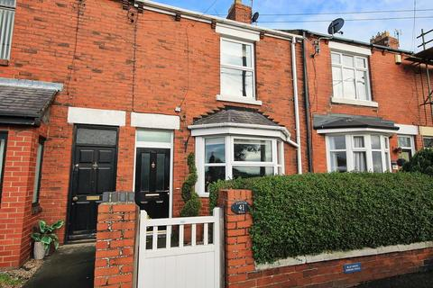 3 bedroom terraced house for sale - Findon Hill, Sacriston, Durham