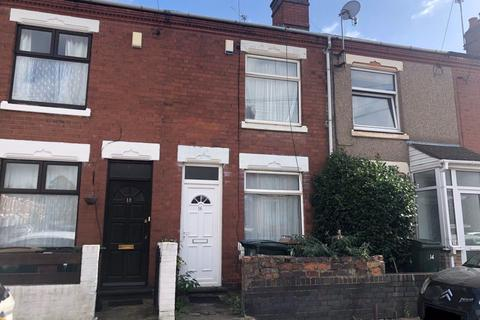 2 bedroom terraced house to rent - Melbourne Road, Earlsdon, CV5 6JP