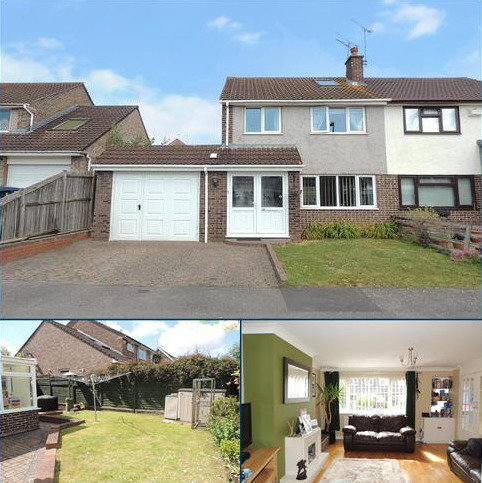 3 bedroom semi-detached house to rent - Williams Close, Longwell Green, Bristol