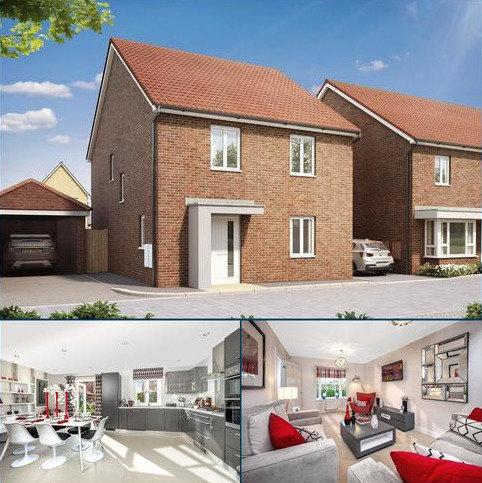 4 bedroom detached house for sale - Hedgers Way, Kingsnorth, ASHFORD