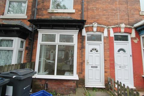2 bedroom terraced house to rent - Clarence road, Birmingham B21