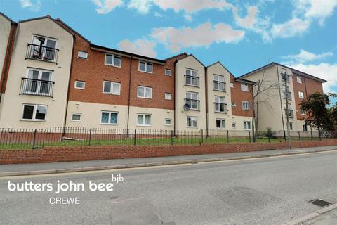 2 bedroom flat for sale - Delamere Court, Crewe