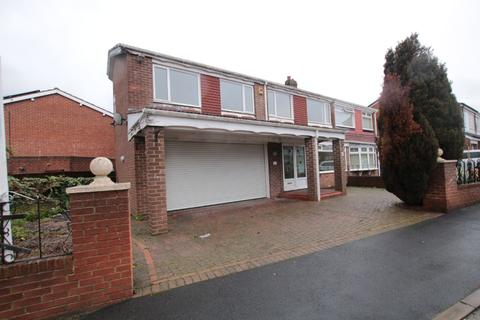 5 bedroom semi-detached house for sale - Woolerton Drive, South West Denton, Newcastle upon Tyne, NE15 7RX