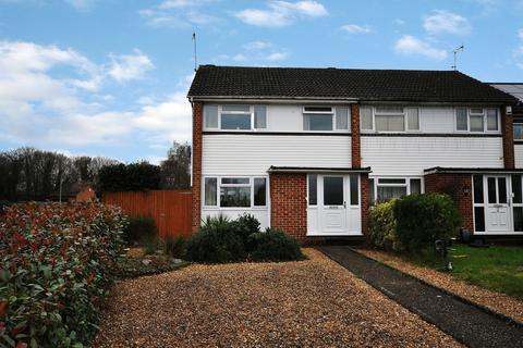 3 bedroom end of terrace house to rent - Linden Road, Woodley, Reading