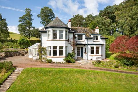 4 bedroom detached house for sale - Penvalla, Broughton, ML12