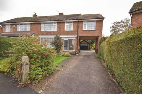 4 bedroom semi-detached house for sale - BALMORAL DRIVE, POYNTON