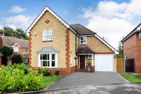 4 bedroom detached house for sale - Corbetts Close, Hampton-in-Arden, Solihull, West Midlands, B92