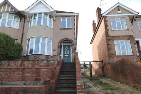 3 bedroom end of terrace house to rent - Prince Of Wales Road, Chapelfields, Coventry, Cv5 8gp