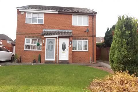 2 bedroom semi-detached house to rent - Parklands, Wardley