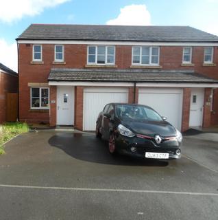 3 bedroom semi-detached house for sale - Clos Y Coed Castan, Coity, Bridgend, CF35 6PA