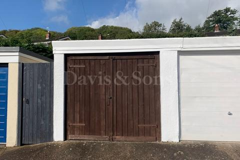 Garage for sale - Chiltern Close , off Quantock Drive , Newport , Gwent . NP19 9DF
