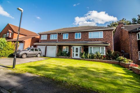 5 bedroom detached house for sale - Morningside, Rickleton, Washington, Tyne and Wear, NE38 9JH