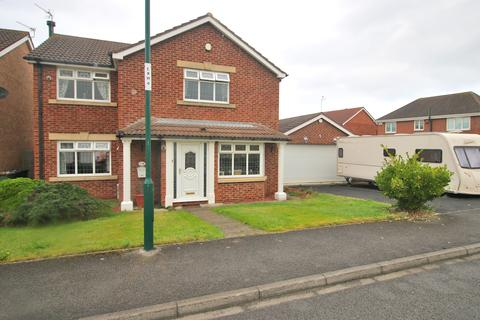 4 bedroom detached house for sale - Salcombe Way, Redcar TS10